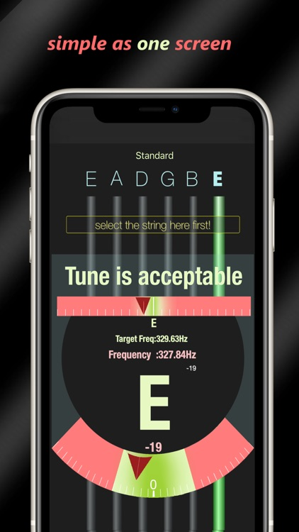 Guitar Tuner - Pro Accuracy