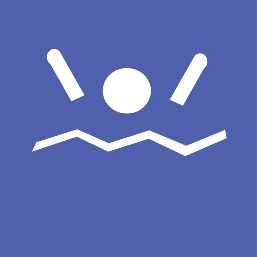Swim Track - Meet Time