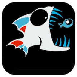 Ícone do app 3D Fish Growing 2020