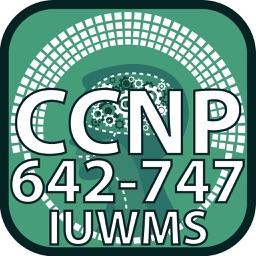CCNP 642 747 IUWMS for CisCo