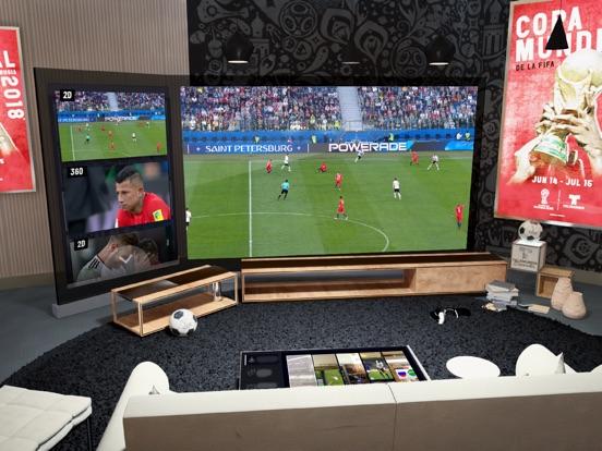 Telemundo Deportes VR screenshot 9