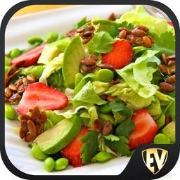 Salad Recipes SMART Cookbook