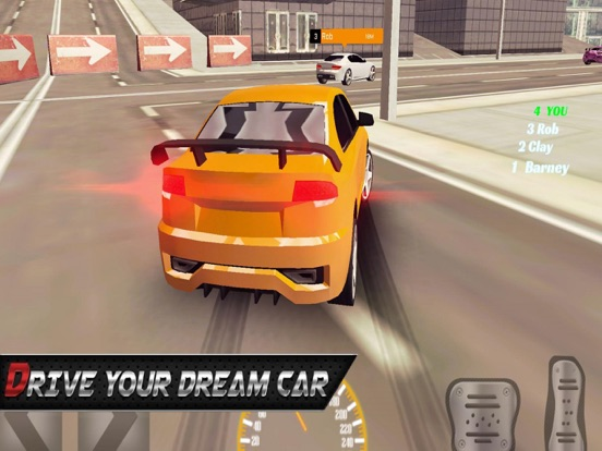 Sports Car: Extreme Driving screenshot #1