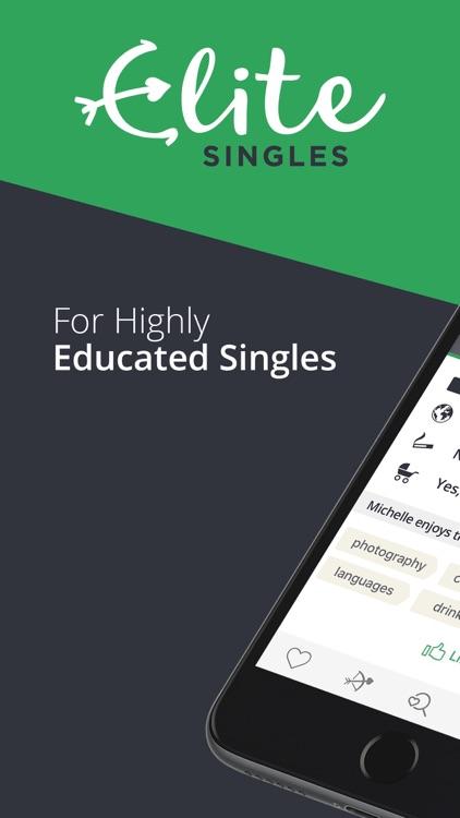 EliteSingles - Serious Dating screenshot-0