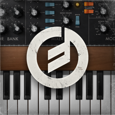 ‎Minimoog Model D Synthesizer