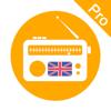Yiping Ding - Radios UK FM Pro British Radio アートワーク