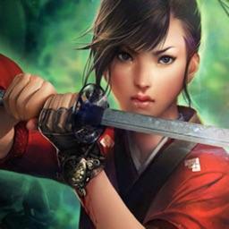 Last Fighter Samurai Girl Game