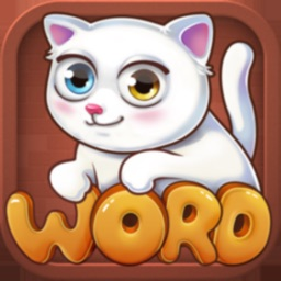 Word Home - Cat Puzzle Game