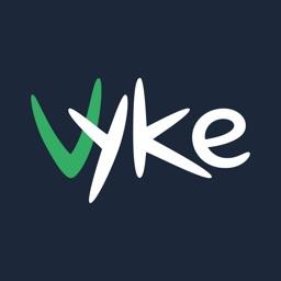 Vyke: Second Phone Number