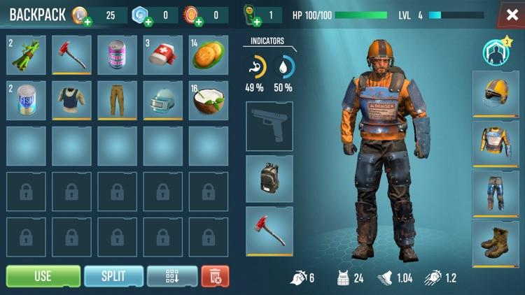 Survivalist: invasion (RPG) screenshot-4