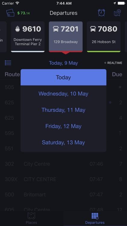 Kiwi Hub - Public Transport