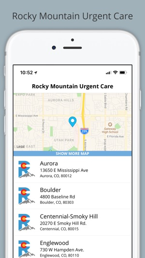 Rocky Mountain Urgent Care On The App Store