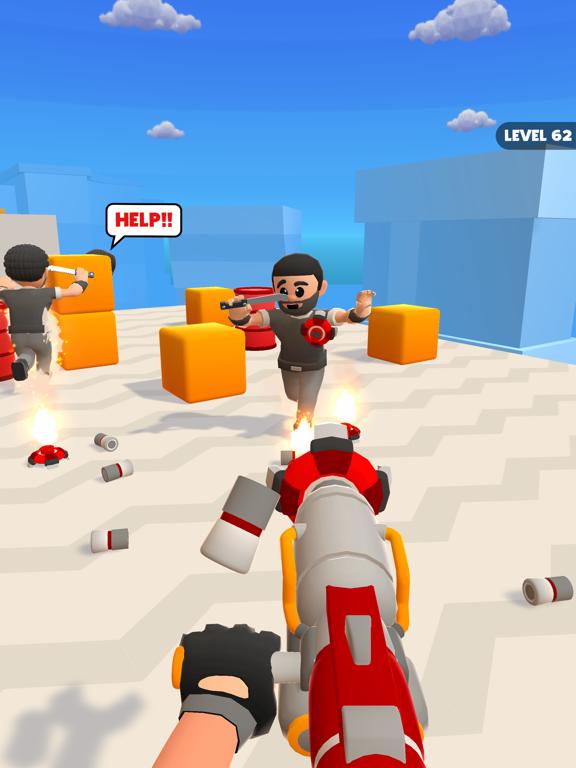 Booster Gun screenshot 10