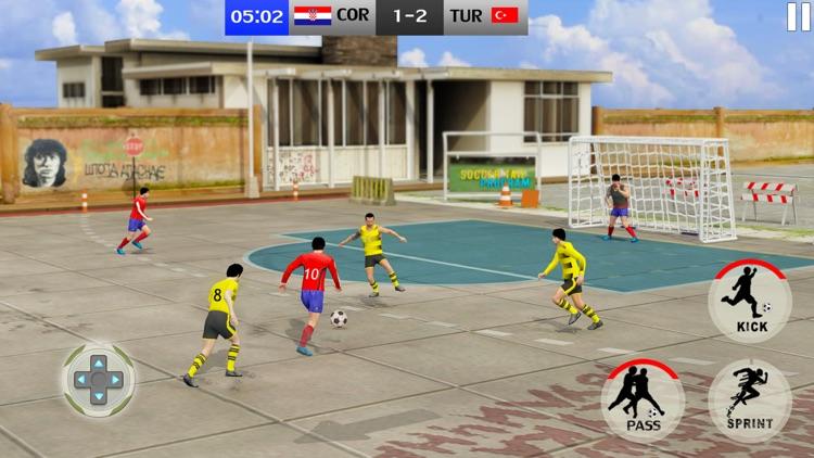 Street Soccer Cup 2021