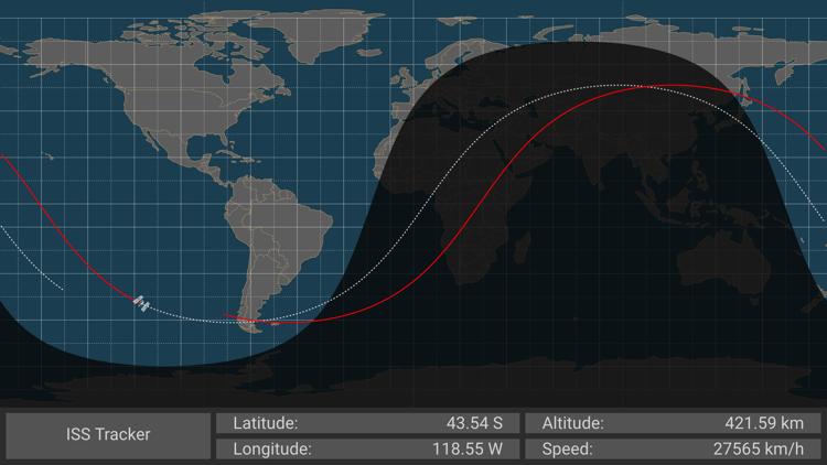 international space station tracker - 667×375