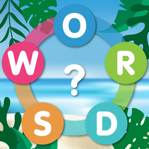Word Search: Connect Letters