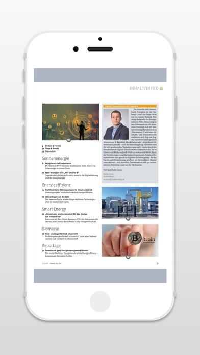 IKZ Energy - ZeitschriftScreenshot von 3