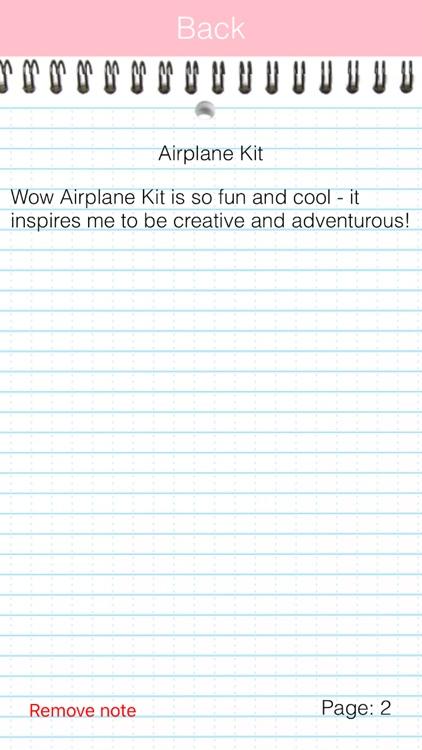 Airplane Kit screenshot-7