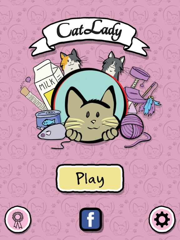 Crazy Cat Lady Video Game
