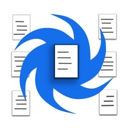 PDF Merge + Scan & Split Pages