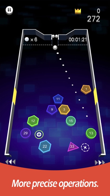 Physical ball-3D Breaking ball screenshot-3
