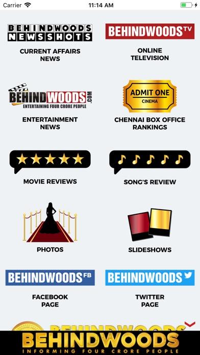 Behindwoods - Entertainment Advertising Mediakits, Reviews, Pricing