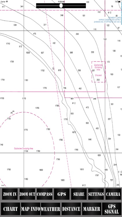 Maine USA Nautical Charts