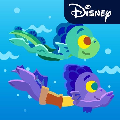 Pixar Stickers: Luca