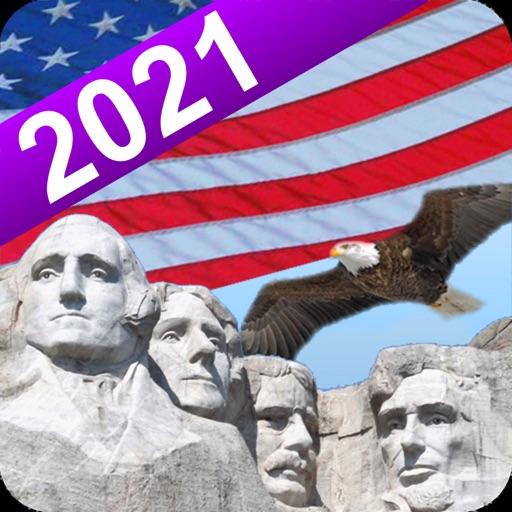 US Citizenship Test App 2021