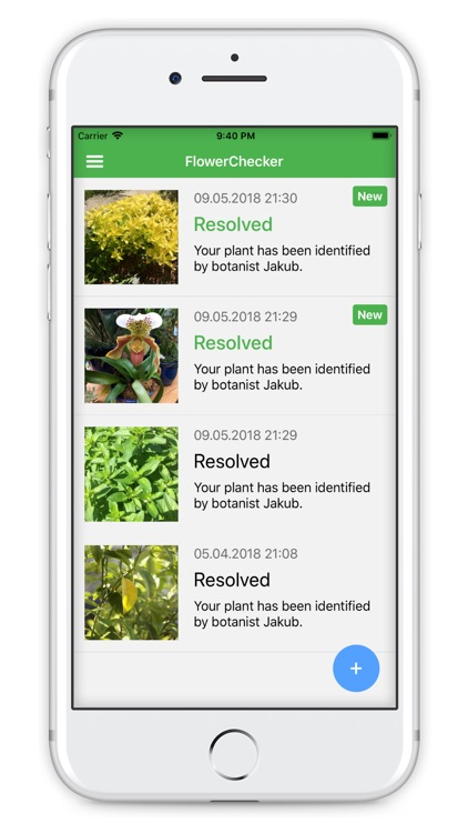 FlowerChecker, plant identify screenshot-0
