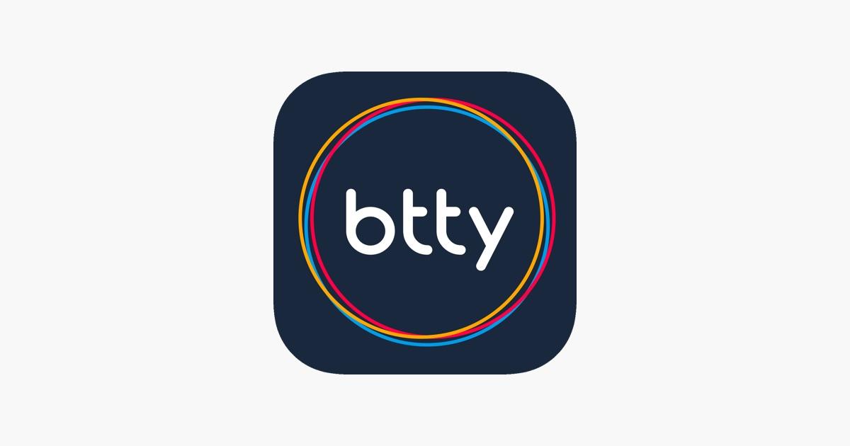 btty app