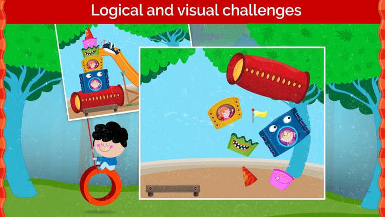 Toddler educational games