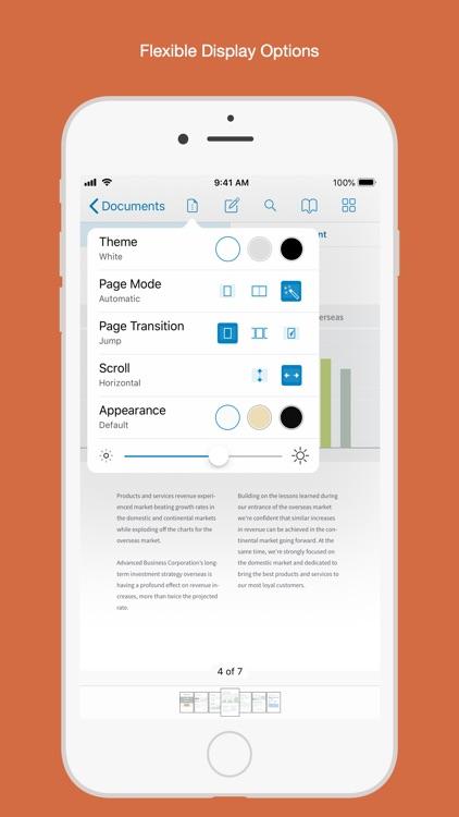 PDF Viewer by PSPDFKit screenshot-6