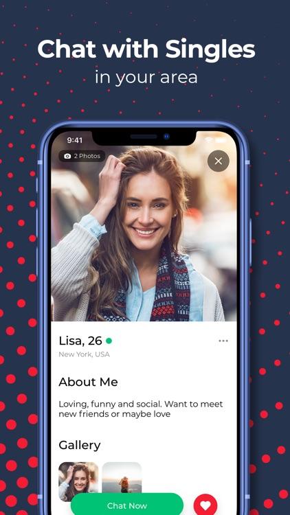 uDates Dating - Match & Meet