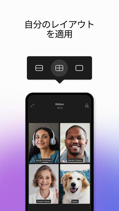 Cisco Webex Meetings ScreenShot3