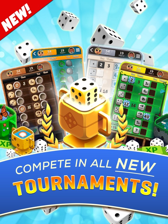 Dice With Buddies: Social Game Скриншоты12