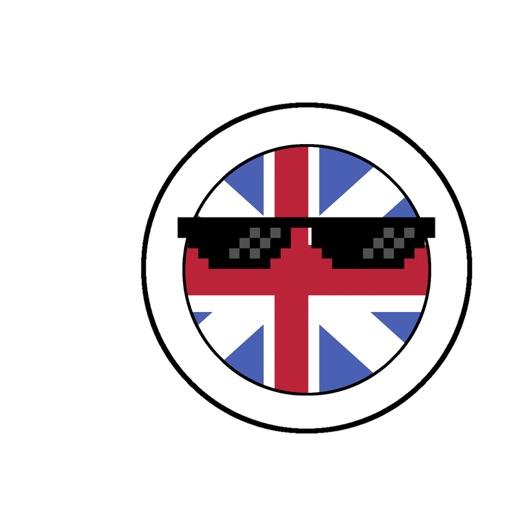 CountryBalls - UK