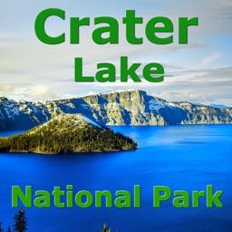 Crater Lake National Park Map