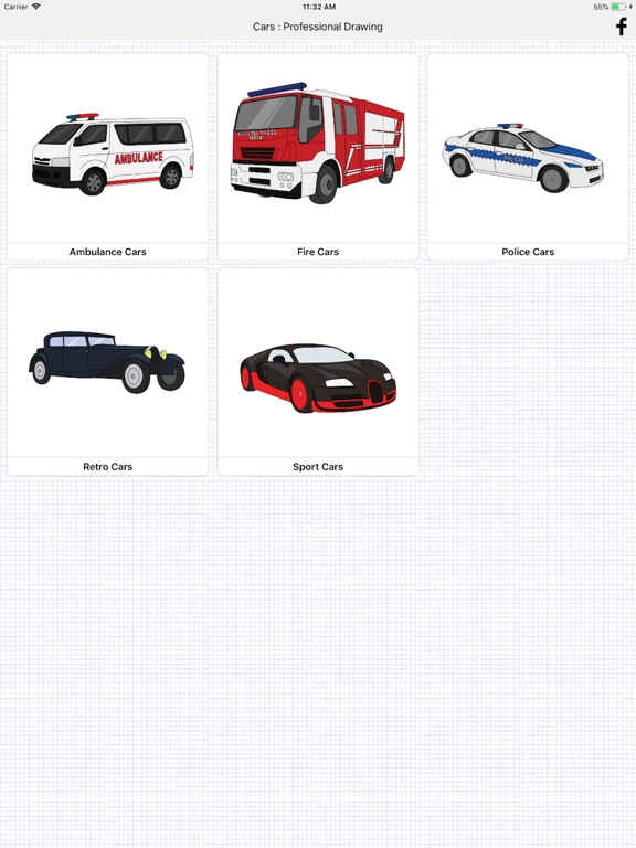 Draw Sport and Retro Cars screenshot 6
