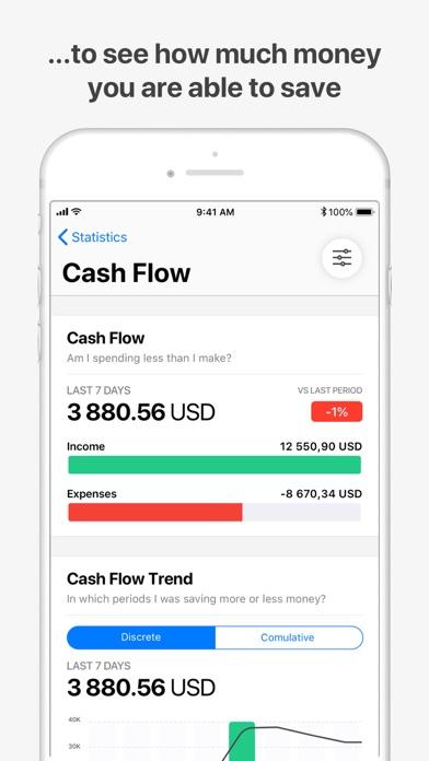 Wallet:個人財務&金銭追跡のスクリーンショット5