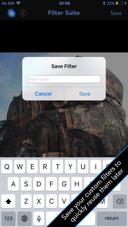 Filter Suite screenshot-3