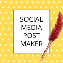 Social Media Post Maker