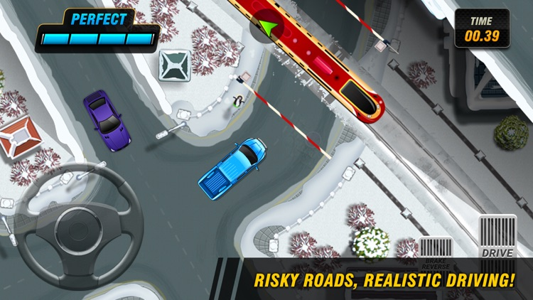 Parking Frenzy 2.0: Drive&park screenshot-0