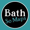 Bath Sussed Out Tourist Map - SO Maps Ltd