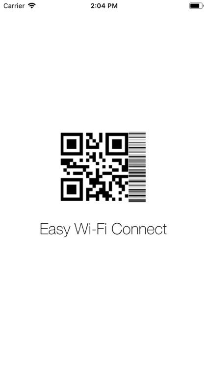 Easy Wi-Fi Connect