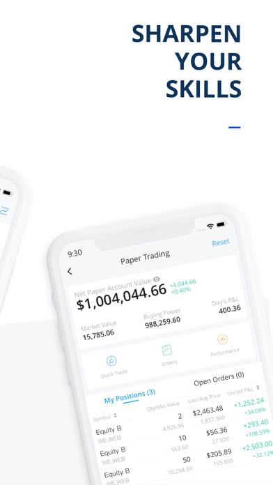 点击获取Webull: Investing & Trading