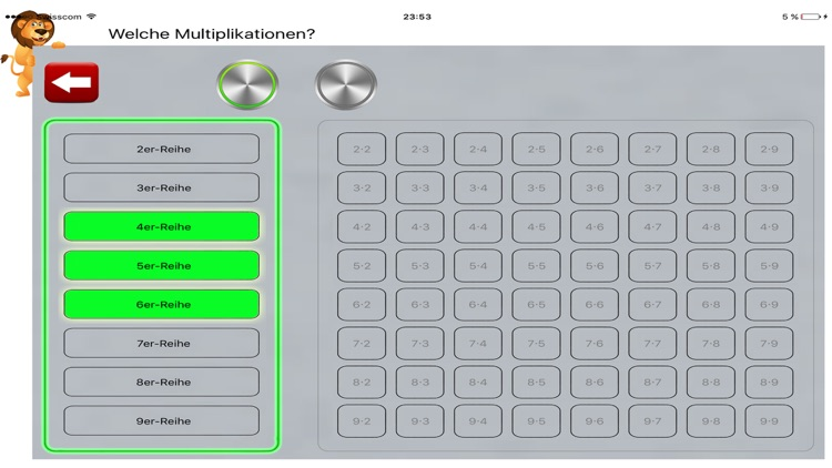 Times Tables : Maths Trainer screenshot-8