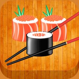 Ícone do app Sushi Recipes Cookbook