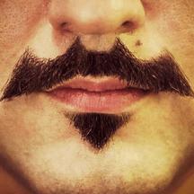 Mustache Booth FREE - Grow & Morph a Hilarious Beard Sticker on Yr Face