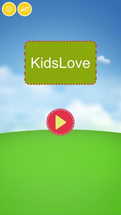 Kids Love Match screenshot one